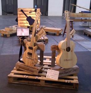 Instrumentos artesanales